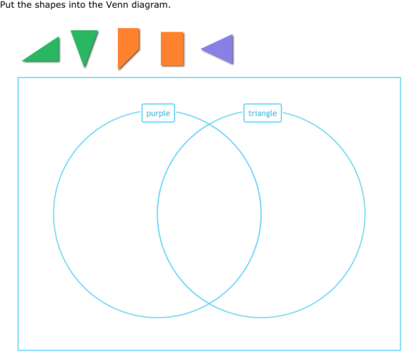 Ixl sort shapes into a venn diagram year 4 maths practice ccuart Image collections